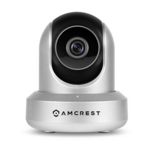 Amcrest Security Camera in White Color