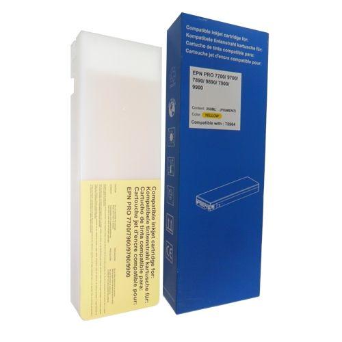 Epson Pro 7700/9700 Ink 350ml -Yellow