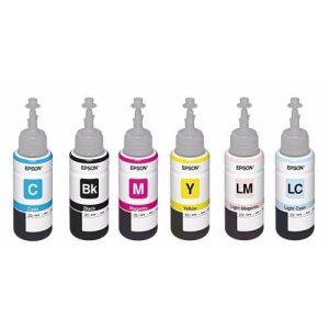 Epson T673 6 Ink Set (L805 L810 L850 L1800)