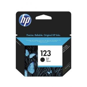 HP 650B Original Ink Cartridges
