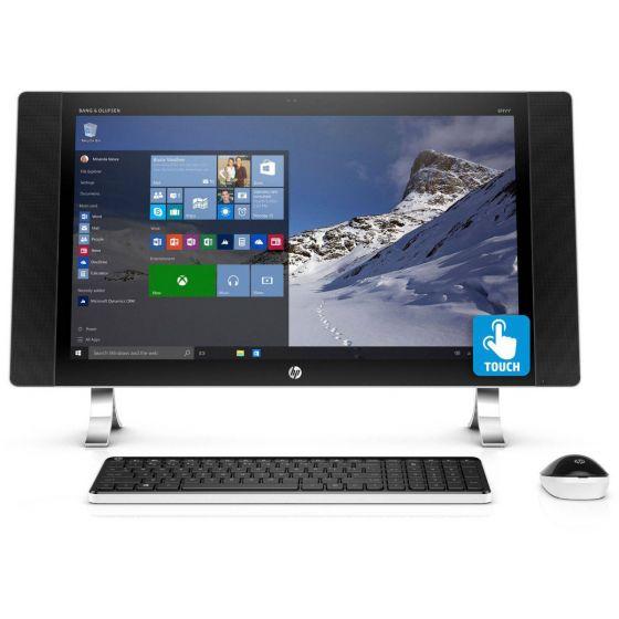 HP ENVY 27-p021 27-Inch All-in-One Desktop Computer Intel Core i5-6400T 2.2GHz Processor 8 GB RAM 2TB HDD AMD Radeon Graphics Windows 10 Home