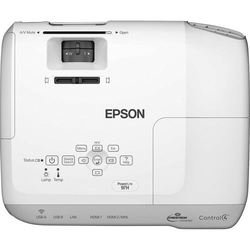 Epson PowerLite S39 3300 Lumen SVGA 3LCD Projector