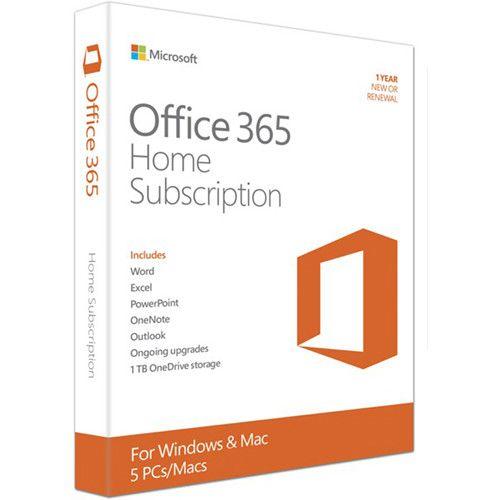 Microsoft Office 365 Home (5 PC)