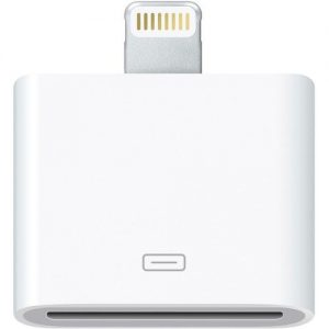 Apple 30-Pin To USB Adapter