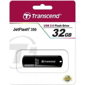 Transcend JetFlash 350 32GB USB 2.0