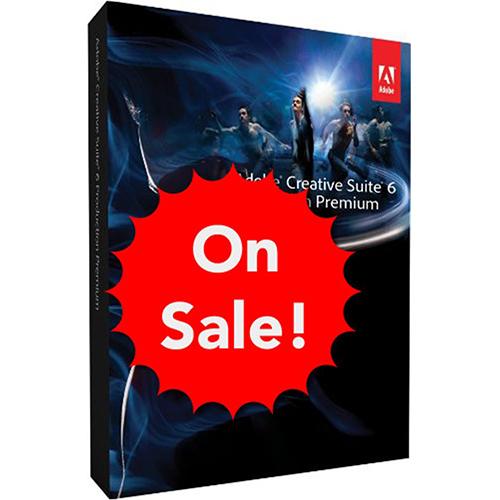 Adobe CS6 Production Premium Mac
