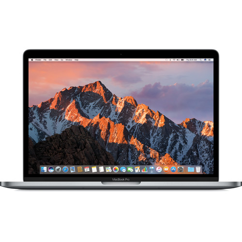 Apple MacBook Pro 13.3-Inch NoteBook Computer Intel Core I5 2.3GHz Processor 8GB RAM 256GB SSD Intel Iris Plus Graphics MacOS High Sierra 2017 - MPXT2LL/A