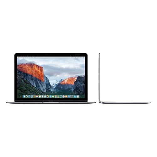 Apple MacBook 12-Inch NoteBook Computer Intel Core M3 1.1GHz Processor 8GB RAM 256GB SSD Intel HD Graphics Mac OS X - MLH72LL/A