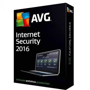 AVG Internet Security 2016 1-User