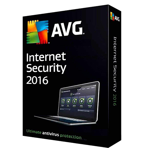 AVG Internet Security 2016 3-Users