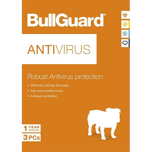 Bullguard AntiVirus 3 Users