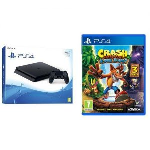 Sony PlayStation 4 500GB Crash Bandicoot