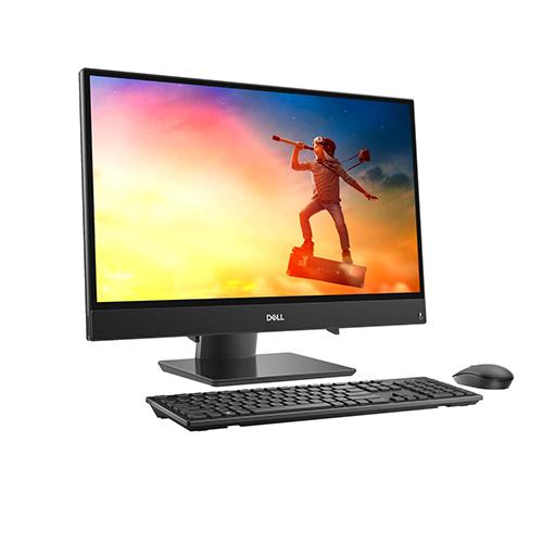 Dell Inspiron 3477 23.8-Inch All-In-One Desktop Computer Intel Core i5-7200U 3.1GHz Processor 8GB RAM 1TB HDD Intel HD Graphics Windows 10 Home - i3477-5852BLK-PUS