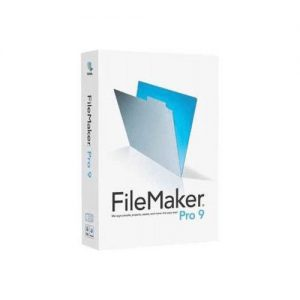 Filemaker Pro 9 Academic Edition Windows/Mac