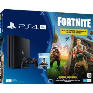PlayStation 4 Pro 1TB + Fortnite Bundle