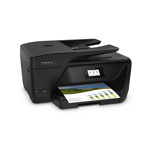 HP OfficeJet 6950 Wireless All In One Printer - P4C78A