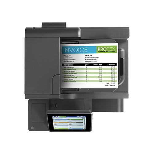 HP Color OfficeJet Enterprise MFP X585dn B5L04A