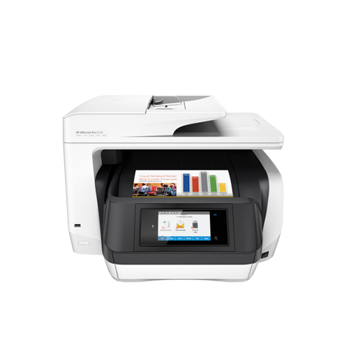 HP OfficeJet Pro 8720 All-In-One Printer M9L75A