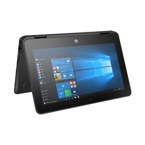 HP ProBook X360 11 G1 EE 11.6-Inch Multi-Touch 2-In-1 Notebook Laptop Intel Celeron N3350 1.1GHz Processor 4GB RAM 128GB SSD Intel HD Graphics