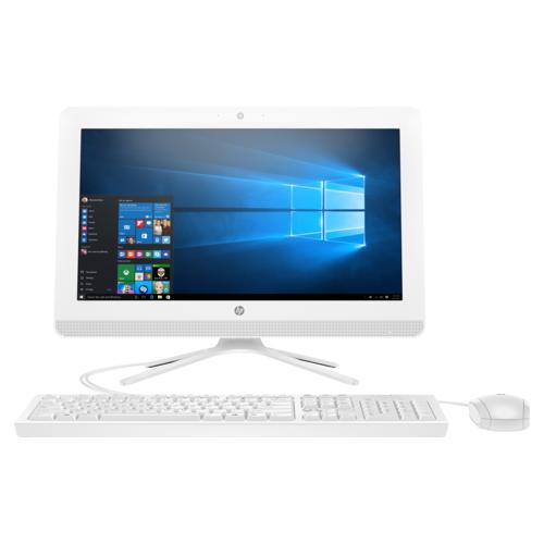 HP 20-c445nh 19.5-Inch All-In-One Desktop Computer Intel Celeron J4005 2GHz Processor 4GB RAM 1TB HDD Intel UHD Graphics Windows 10 Home - 7GM27EA