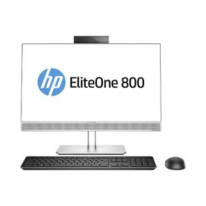HP EliteOne 800 G3 23.8-Inch All-in-One Business Desktop Computer Intel Core i5-7500 3.4GHz Processor 8GB RAM 1TB HDD Intel HD Graphics Windows 10 Home - Y8C76AV_Ci5