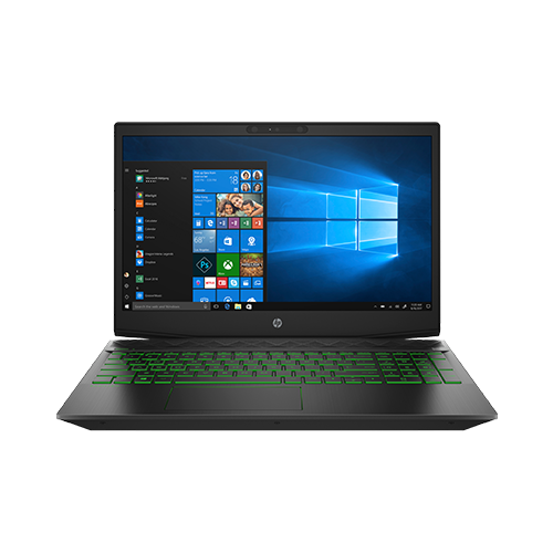 HP Gaming Pavilion 15-Cx0322na 15.6-Inch NoteBook Laptop Intel Core I5-8300H 2.3GHz Processor 8GB RAM 1TB HDD + 128GB SSD NVIDIA GeForce Graphics Windows 10
