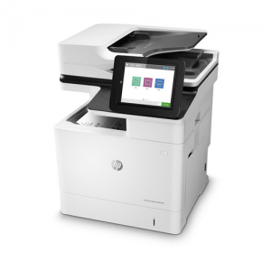HP LaserJet Enterprise M631dn Monochrome All-In-One Laser Printer - J8J63A
