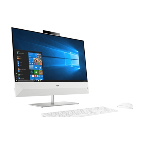 HP PAVILION 24-XA0000NE 23.8-INCH ALL-IN-ONE DESKTOP COMPUTER INTEL CORE I7-8700T 2.4GHZ PROCESSOR 8GB RAM 1TB HDD NVIDIA GEFORCE GRAPHICS WINDOWS 10 HOME - 5CV31EA