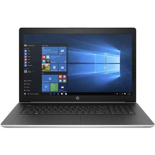 HP ProBook 470 G5 17-Inch NoteBook Laptop Intel Core I7-8550U 1.8GHz Processor 16GB RAM 1TB HDD NVIDIA GeForce Graphics Windows 10 Pro 3CX10UT