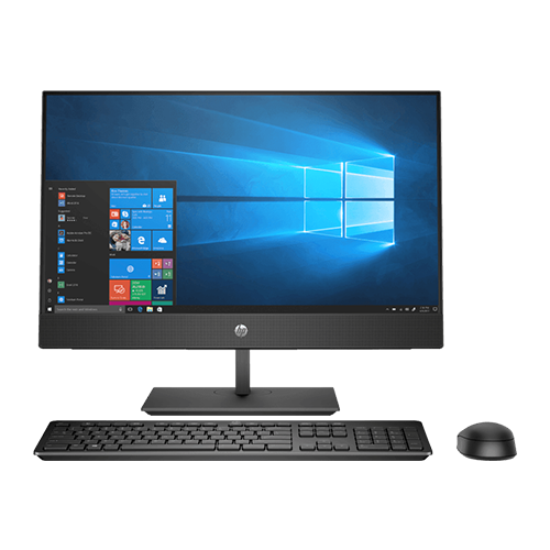 HP ProOne 400 G4 20-Inch Non-Touch All-in-One Business Desktop Computer Intel Core i5-8500T 2.1GHz Processor 8GB RAM 1TB HDD Intel UHD Graphics FreeDOS