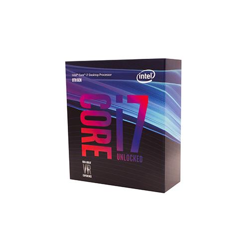 Intel Core I7-8700K Hexa-Core 8th Generation Processor BX80684I78700K