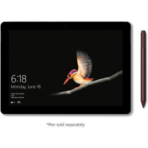 Microsoft Surface Pro 12.3-Inch Tablet Intel Core I5-7300U 2.6GHz Processor 4GB RAM 128GB SSD Intel HD Graphics Windows 10 Pro FJT-00001
