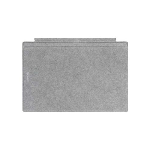 Microsoft Surface Pro Signature Type Cover | English-Alcantara Platinum FFP-00015