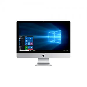 Apple iMac 21.5-Inch All-In-One Desktop Computer Intel Core i5 3.4GHz Processor 8GB RAM 1TB HDD AMD Radeon Graphics MacOS High Sierra - MNE02B/A
