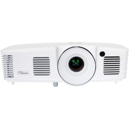 Optoma W402 4500 Lumens WXGA DLP 3D Multimedia Projector