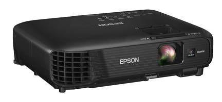 Epson PowerLite 1224 XGA 3LCD 3200 Lumens Projector