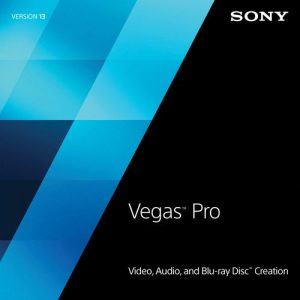 Sony Creative Software Vegas Pro 13