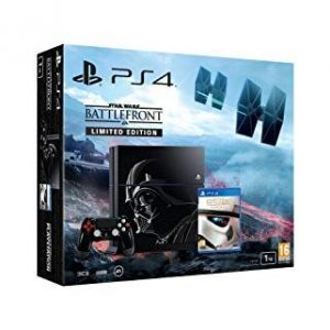 Sony Star Wars PlayStation 4 1TB Battlefront