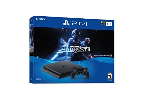 Sony Star Wars PlayStation 4 1TB Battlefront