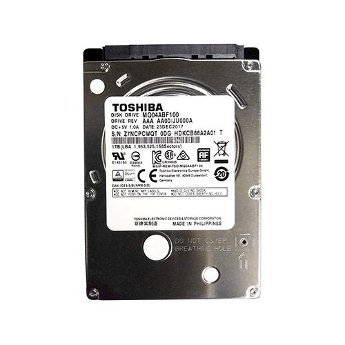 Toshiba 1TB 2.5-Inch SATA III 5400 RPM Internal Hard Drive