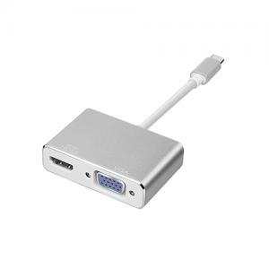 USB Type-C To VGA HDMI