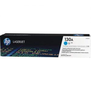 HP LaserJet 130A Cyan Toner Cartridge CF350A