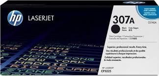 HP LaserJet 307A Black Toner Cartridge CE740A