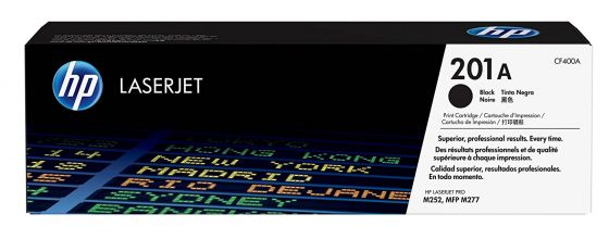 HP LaserJet 201A Black Toner Cartridge CF400A