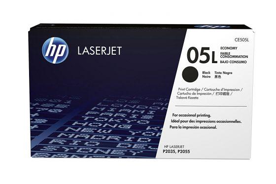 HP LaserJet 05L Original Black Toner Cartridge CE505L