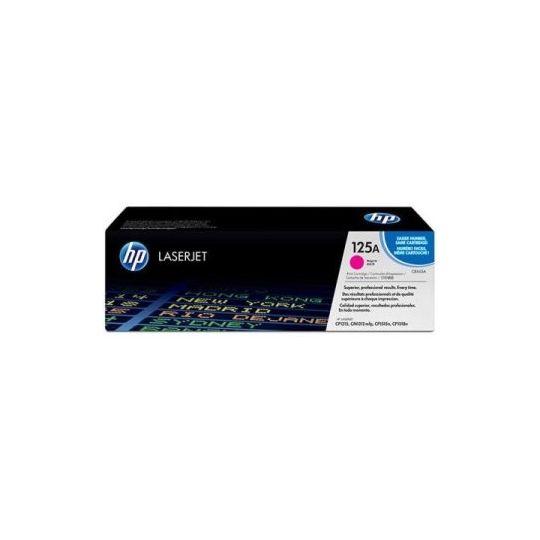 HP LaserJet 125A Magenta Toner Cartridge CB543A