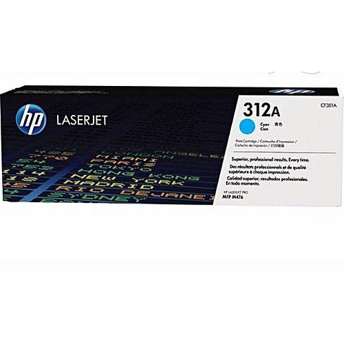 HP LaserJet 312A Cyan Toner Cartridge CF381A