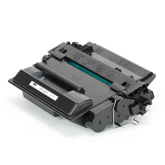 HP LaserJet 55X High Yield Black Toner Cartridge CE255X