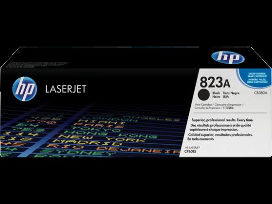 HP LaserJet 823A Black Toner Cartridge CB380A