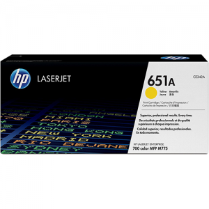 HP LaserJet 822A Yellow Toner Cartridge C8552A